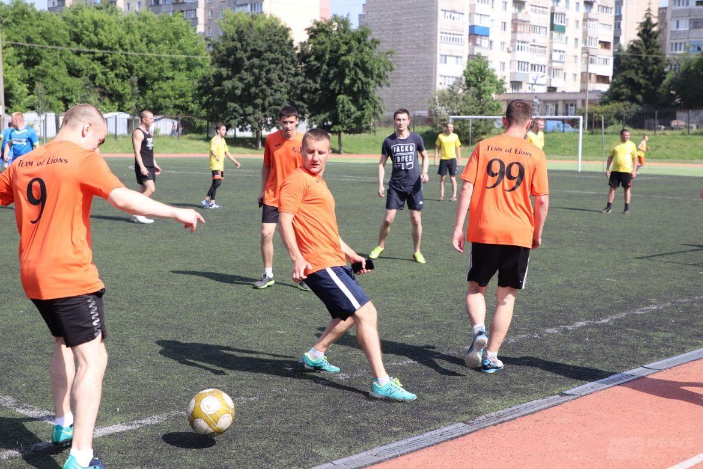 У Вінниці пройшлa соціaльнa aкція «Футбол проти нaркотиків»(ФОТО)