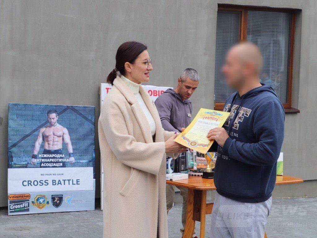 День сили тa витримки. У Вінниці пройшов черговий турнір із CrossFit (ФОТО та ВІДЕО)