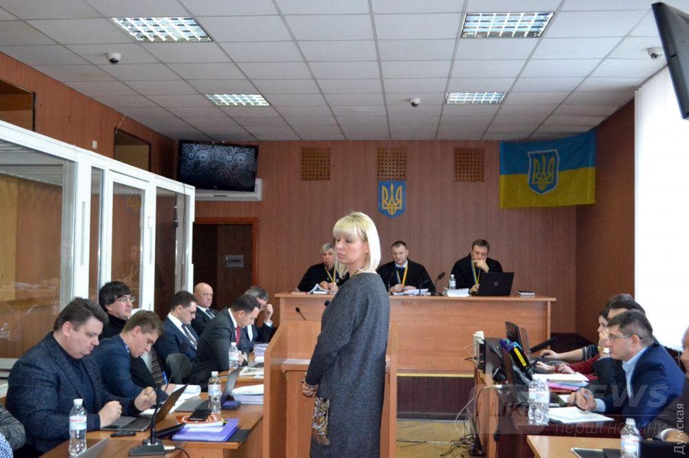 Кузнецова дает показания