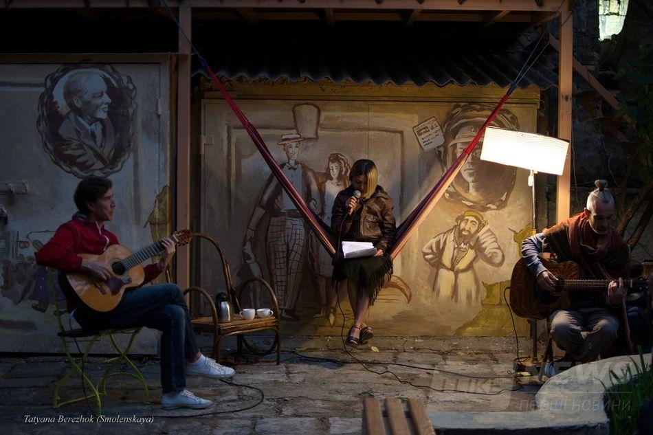 Двор-сцена. Фото: facebook.com/pg/dvorscena