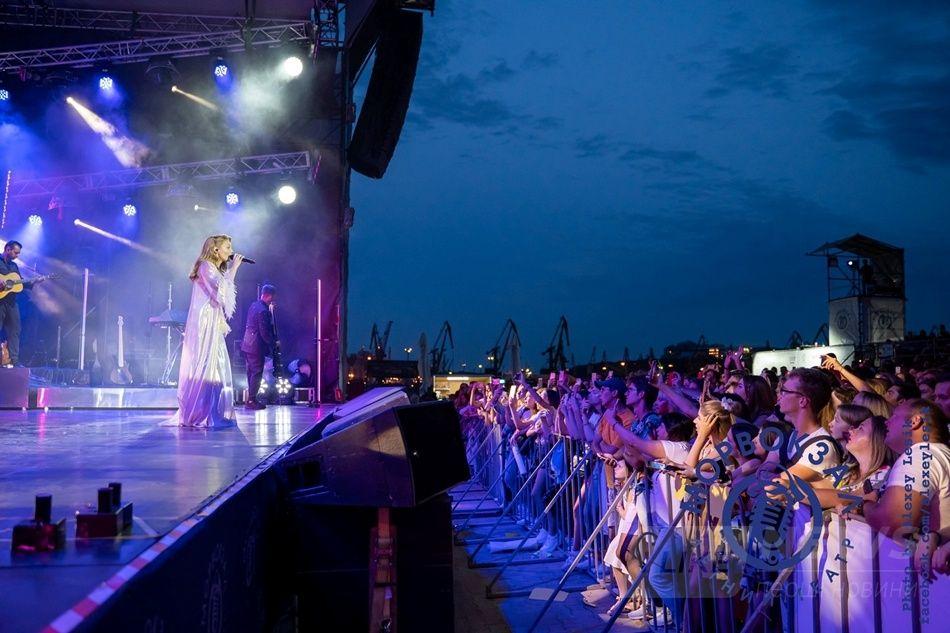 Летний театр на Морвокзале. Фото: facebook.com/pg/letniiteatrmorvokzal