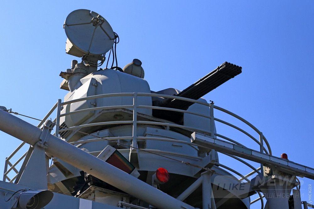 20-мм зенитный артиллерийский комплекс самообороны «Мерока»