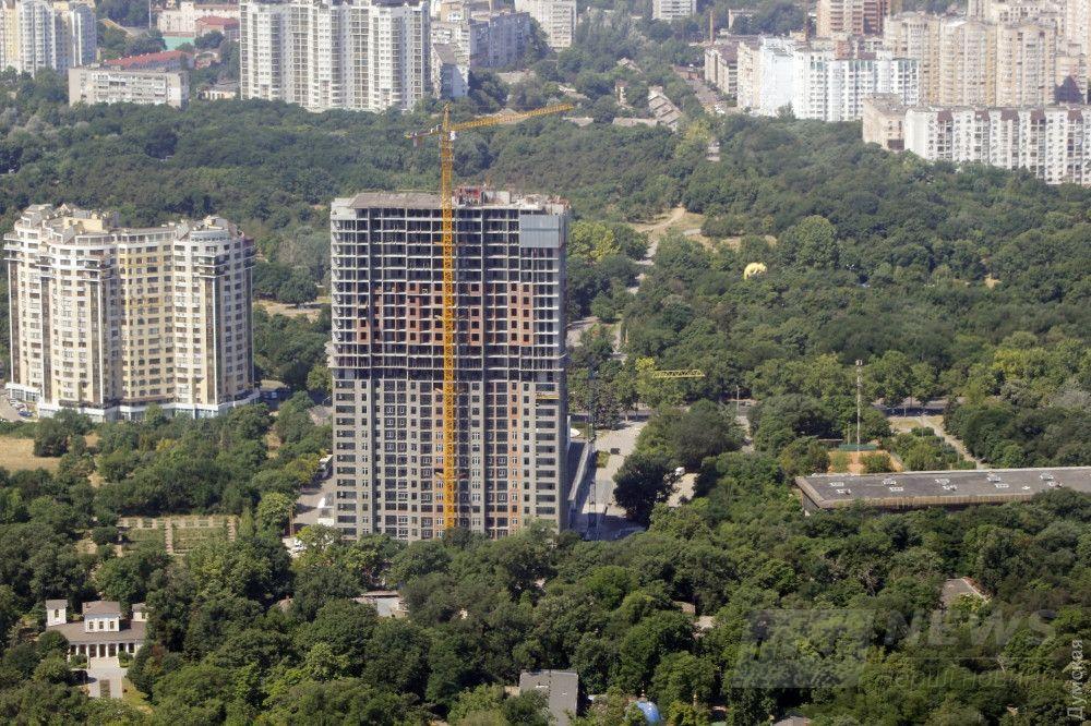 """ЖК """"Олимпийский"""" - будущее самое высокое здание города"""
