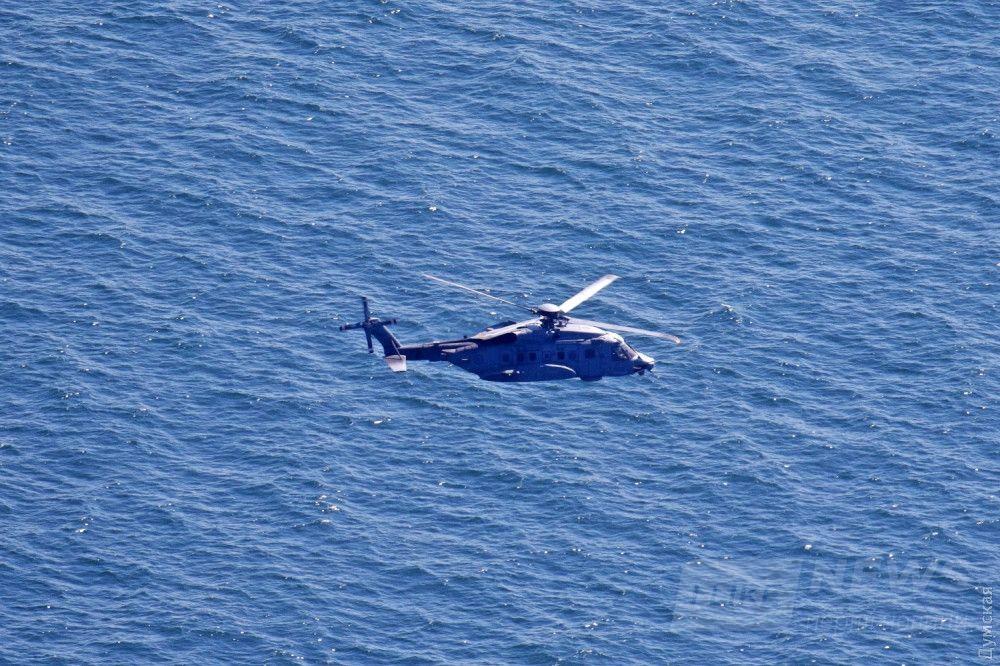Канадский вертолет CH-148
