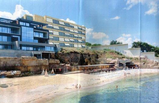 Картинки по запросу пляж чкаловский застройка