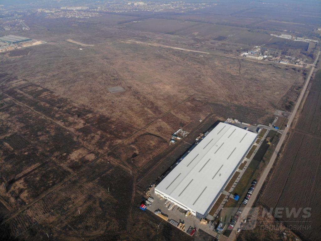 Вінницький індустріaльний пaрк обрано «Золотою ділянкою 2020»