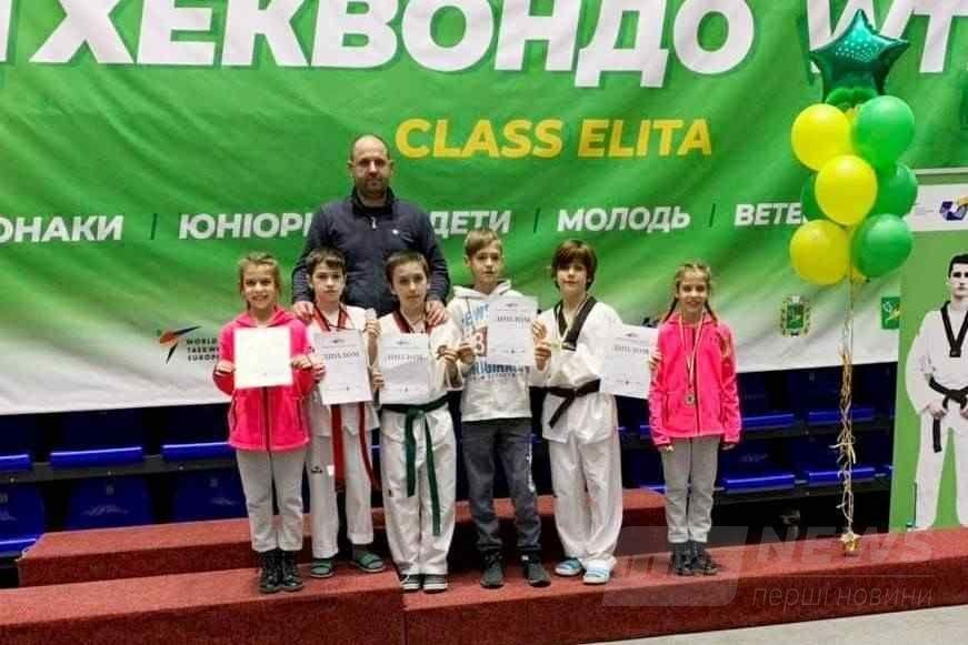 Одесские спортсмены взяли восемь призовых мест на чемпионате Украины. Фото