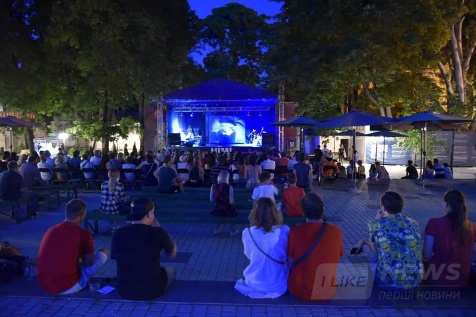 Летний театр в Одессе. Фото:facebook.com/pg/letniy