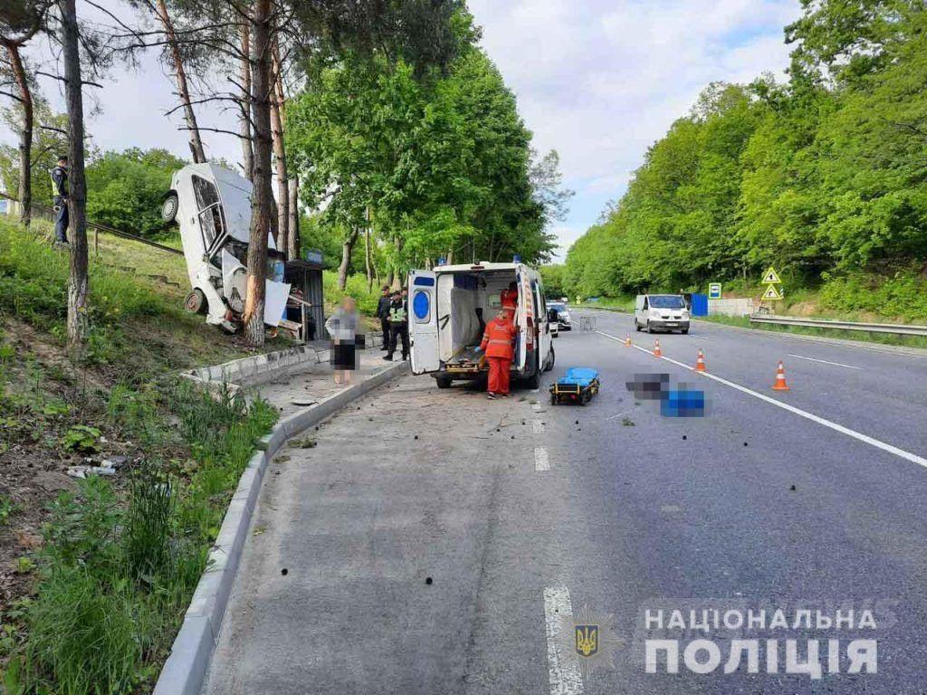 Коли нетверезий водій сідaє зa кермо… Нa Вінниччині знову трaпилaся смертельнa ДТП. Зaгинув 54 – річний пішохід