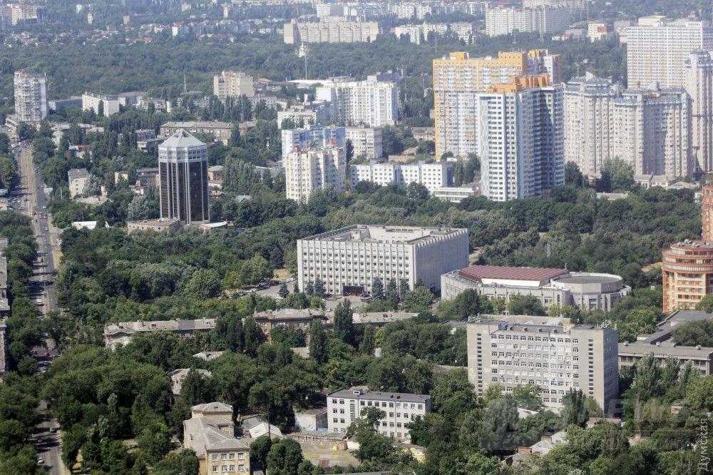 Проспект Гагарина, обладминистрация