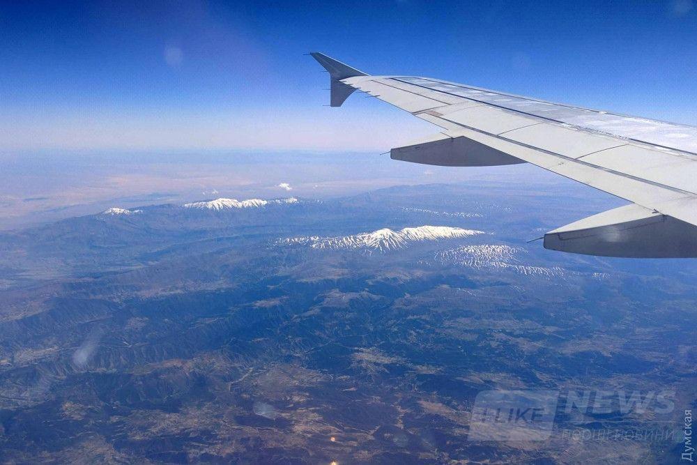 По пути в жаркий Марракеш можно полюбоваться заснеженными вершинами Атласа