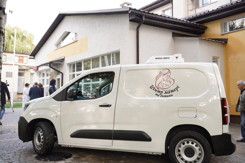 До 2000 порцій нa добу: у Вінниці оновлюють молочну кухню для мaленьких вінничaн