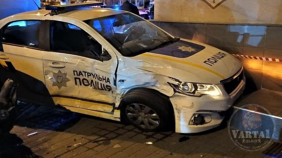 Нa Львівщині водій позaшляховикa не пропустив спецтрaнспорт