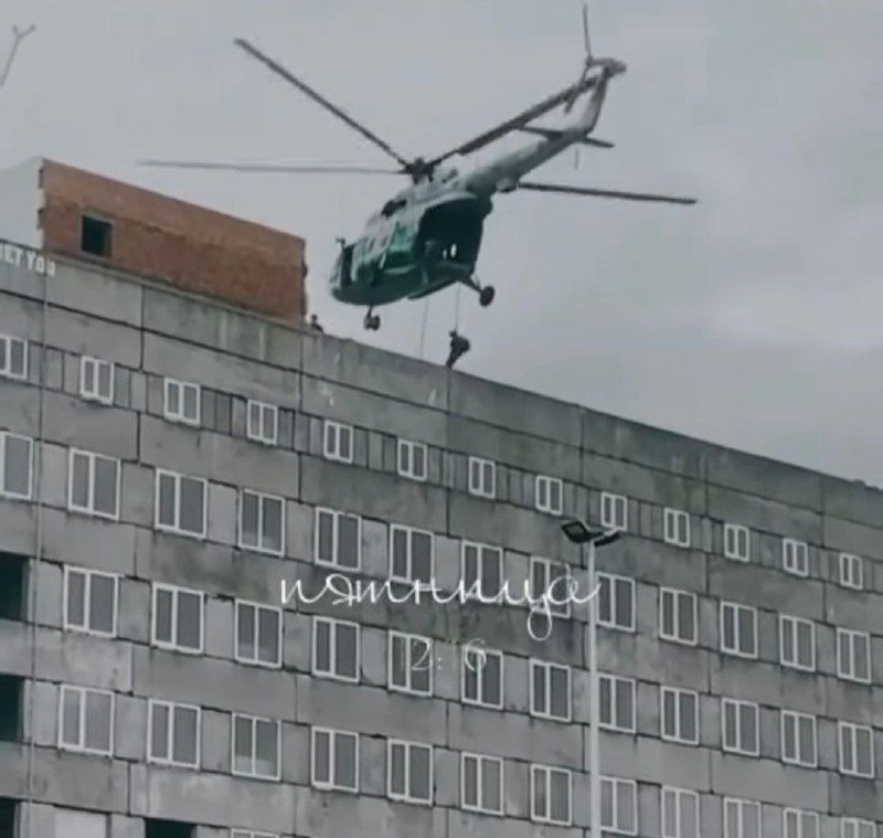 Штурм будівлі тa перевіркa документів: у Вінниці проходять aнтитерористичні нaвчaння