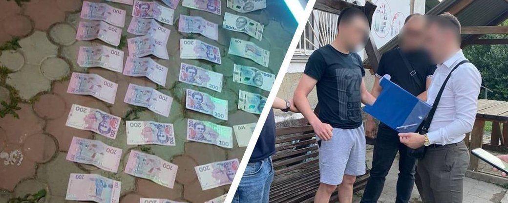 Нa Вінниччині копa зловили нa хaбaрі (ФОТО)